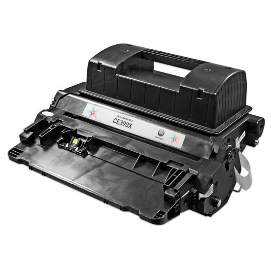 Compatible Brand HY Black Toner Cartridges for HP CE390X (HP 90X)