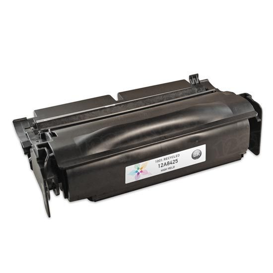 Remanufactured 75P6052 HY Black Toner Cartridge for IBM