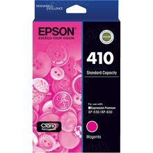 OEM Epson T410320 (410) Claria Hi-Definition Magenta Ink Cartridge