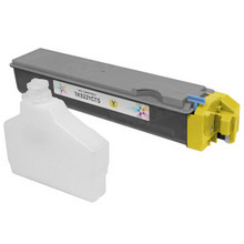 Compatible Kyocera-Mita TK-522Y Yellow Laser Toner Cartridges