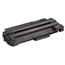 Original 3J11D Black Toner (P9H7G) for Dell 1130, 1,500 Page Yield