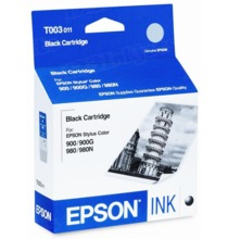 Original Epson T003011 Black Inkjet Cartridge (T003)