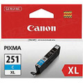 Canon CLI-251XLC Cyan OEM Ink Cartridge