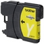 Brother LC65Y Yellow OEM High-Yield Ink Cartridge