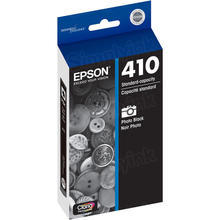 OEM Epson T410120 (410) Claria Hi-Definition Photo Black Ink Cartridge