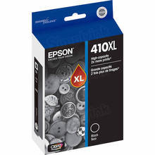 OEM Epson T410XL020 (410XL) High Yield Claria Hi-Definition Black Ink Cartridge