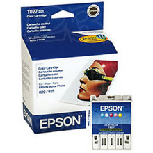 Original Epson T027201 Color Inkjet Cartridge (T027)