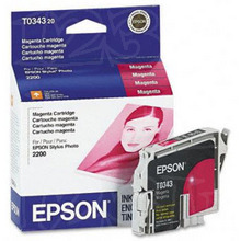 Original Epson T034320 Magenta Inkjet Cartridge (T0343)