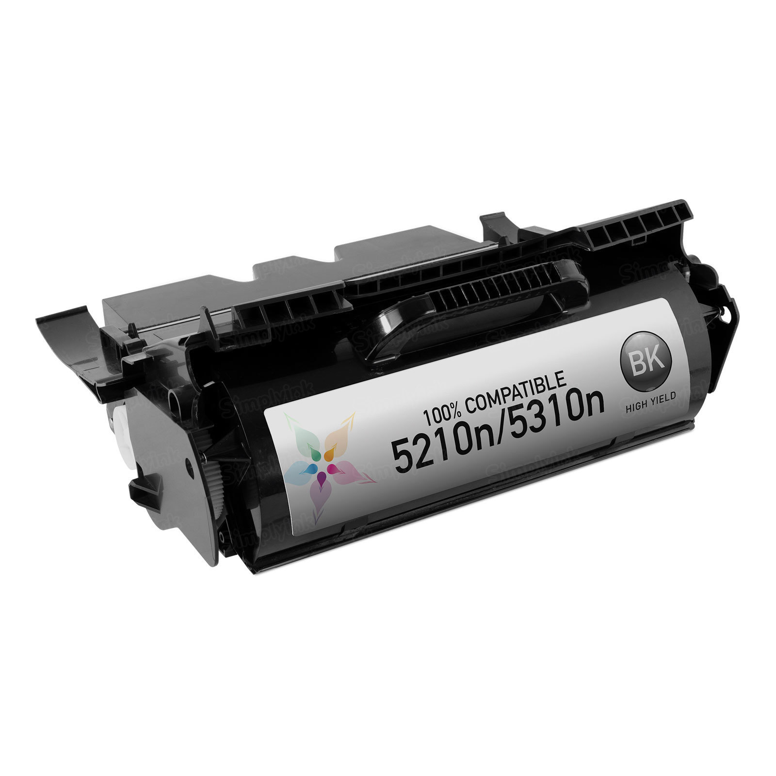 Refurb. Dell 5210n, 5310n (HD767) Black Toner